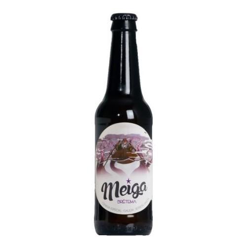 cerveza artesana gallega bretema