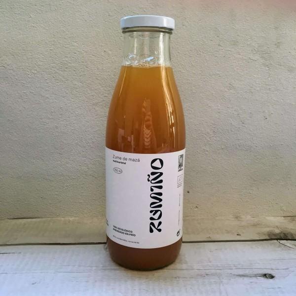 zumo eco galicia manzana