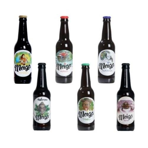 seleccion cervezas artesanas