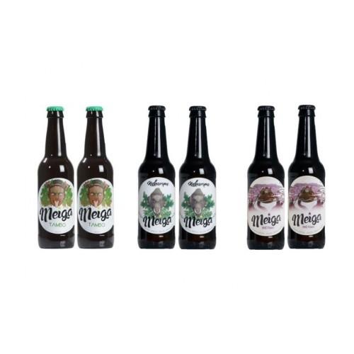 pack cervezas artesanas ipa
